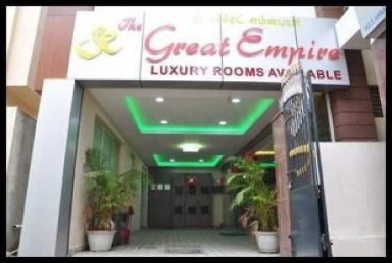 The Great Empire, Koyambedu, The Great Empire