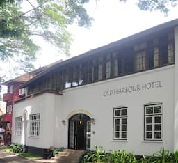 Old Harbour Hotel, Cochin