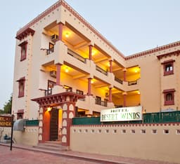 Hotel Desert Winds, Bikaner