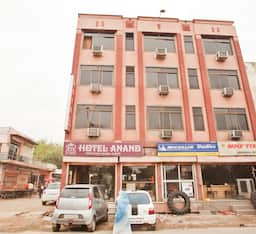 Hotel Anand, Ajmer