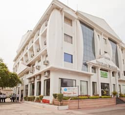 Hotel The Grand Chandiram, Kota