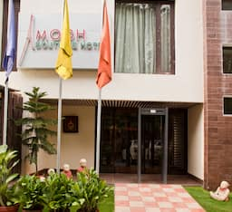 Amogh Boutique Hotel, Hyderabad