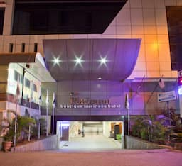 The Platinum Boutique Business Hotel, Hyderabad