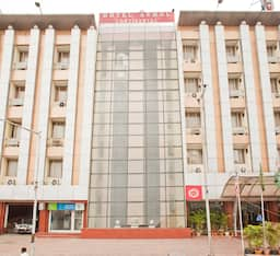 Hotel Anmol Continental, Hyderabad