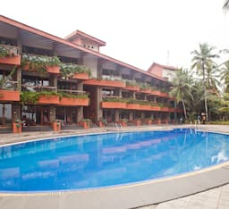 Uday Samudra Leisure Beach Hotel & Spa, Kovalam