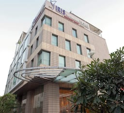 Hotel The Iris Inn By Bhagini