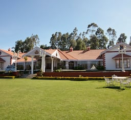 Hotel Kluney Manor - Ooty
