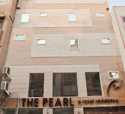 Hotel THE PEARL-A Royal Residency