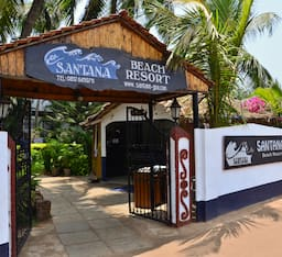Hotel Santana Beach Resort