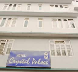 Hotel Crystal Palace, Gangtok