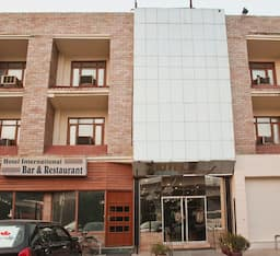 Hotel International (WiFi Complimentary), Jalandhar