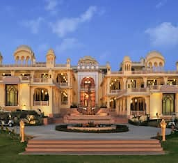Hotel Rajasthali Resort and Spa