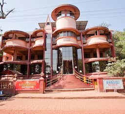 Hotel Rangoli Retreat