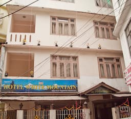 Hotel White Mountain, Gangtok