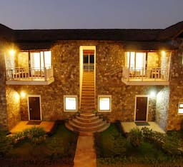 Hotel Wood Castle Spa Resort Corbett