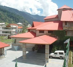 Hotel White Meadows Manali
