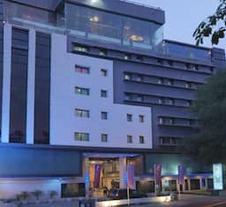 The Solitaire Hotel, Bangalore