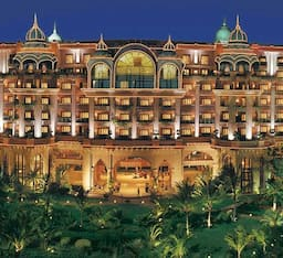 Hotel The Leela Palace Bangalore
