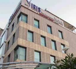 Iris - The Business Hotel and Spa, Bangalore