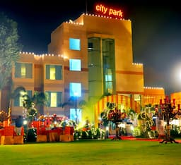 Hotel City Park Airport, New Delhi