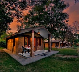Hotel The Kikar Lodge - Nature Retreat