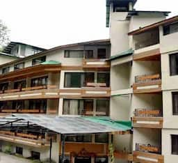 Hotel The River Crescent Resort