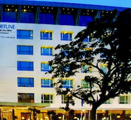 Hotel Fortune Park Vallabha
