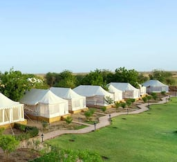 Hotel Mirvana Nature Resort (55 KM before Jaisalmer)