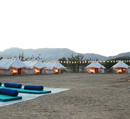 Hotel WH Royal Tents Pushkar