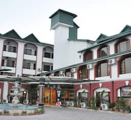 Hotel The Grand Raj, Kangra