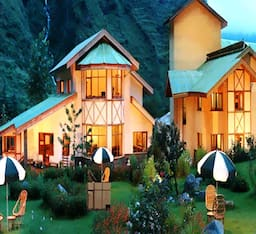 Hotel Solang Valley Resort MANALI