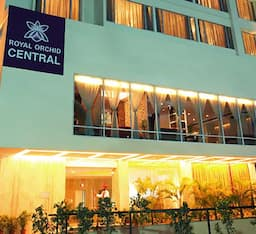 Hotel Royal Orchid Central Jaipur