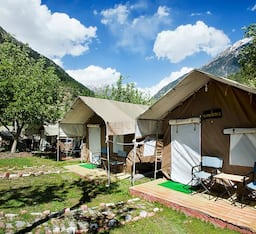Hotel The Chardham Camp,Harsil