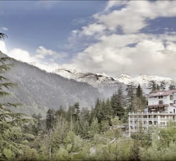 Hotel Snowcrests Manor, Manali