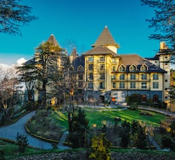 Hotel Oberoi Wildflower Hall