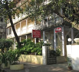 Hotel Moti International, Mumbai