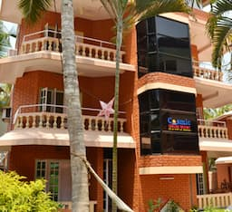 Hotel Cosmic Leisure Resort