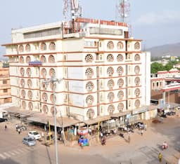 Hotel Shanbhag Towers International
