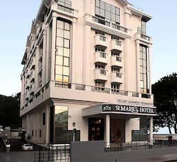 St Mark's Hotel, Bangalore