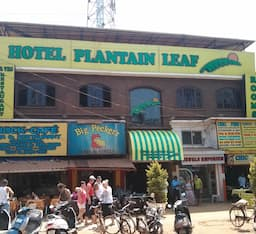 Hotel Plantain Leaf, Goa