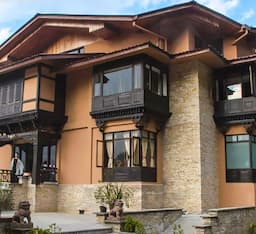 Hotel The Chumbi Mountain Retreat & Spa, Pelling