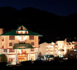 Hotel Manali - White Mist, A Sterling Holidays Resort