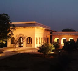 Hotel The Bagh Resort Bharatpur
