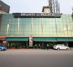Hotel Shanti Palace Airport Zone, New Delhi