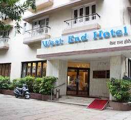 West End Hotel, Mumbai