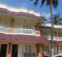 Hotel TG Stays Cherai Beach Road