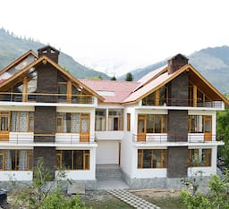 Hotel Mount Ville Cottages & Resorts