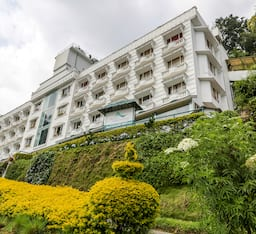 Hotel Misty Mountain Resort