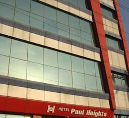 Hotel Paul Heights, Jharsuguda