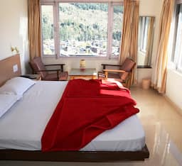 Hotel Meadows, Manali